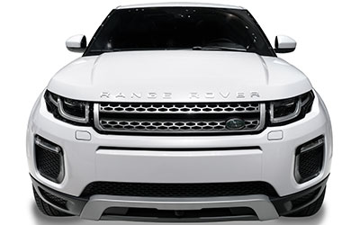 Range Rover Evoque Sports Utility Vehicle